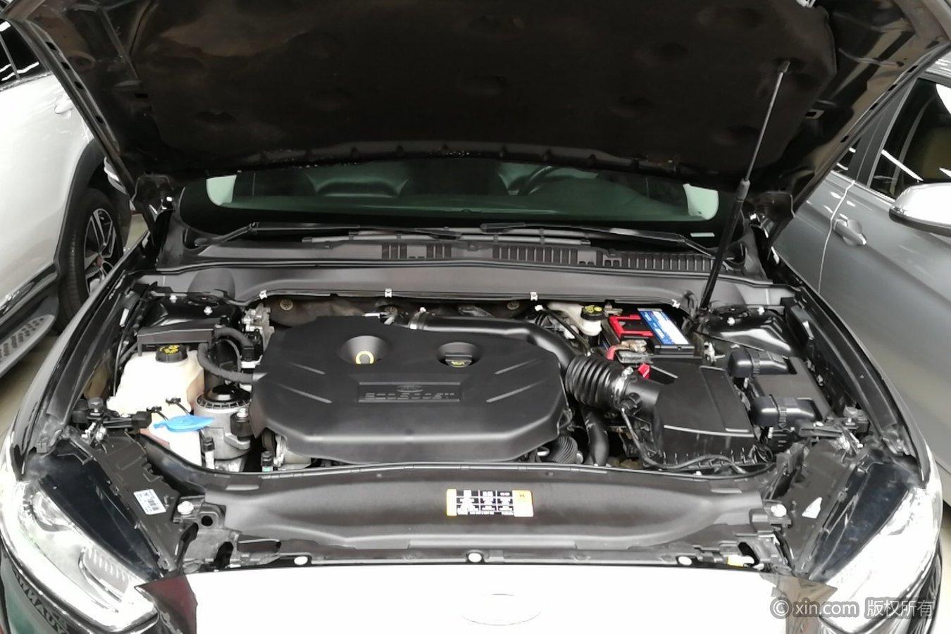 福特 蒙迪欧 2013款 2.0t 自动 gtdi200豪华型
