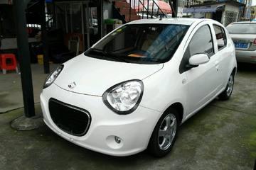 吉利 熊猫 2011款 1.3 手动 舒适型Ⅱ