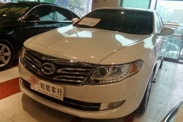广汽传祺 传祺GA5 2012款 2.0 自动 豪华型