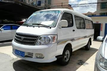 福田 风景爱尔法 2008款 2.8T 手动 快运9座 柴油