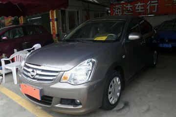 日产 轩逸 2012款 1.6 自动 XE舒适版