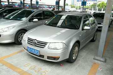 大众 宝来三厢 2006款 1.6 自动 2V豪华型HL