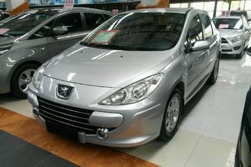 标致 307三厢 2010款 1.6 自动 舒适版