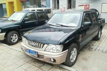江铃 宝典 2013款 2.8T 手动 超值版舒适型后驱 柴油