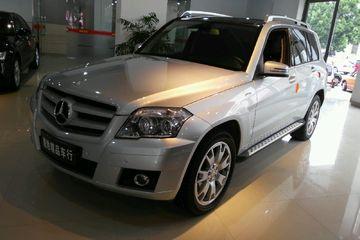 奔驰 GLK 2012款 3.0 自动 GLK300豪华型四驱