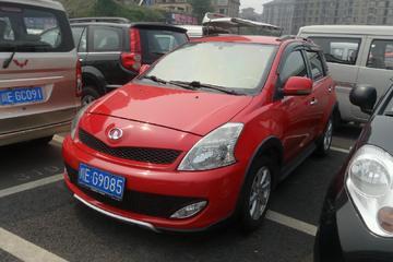 长城 炫丽 2010款 1.3 自动 CROSS
