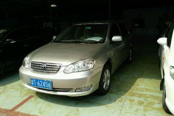 丰田 花冠 2004款 1.8 自动 GL-I