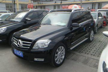 奔驰 GLK级 2008款 3.0 自动 GLK300豪华型四驱