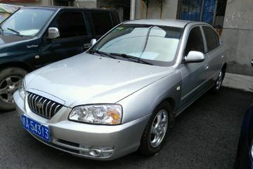 现代 伊兰特三厢 2004款 1.6 手动 标准型GL
