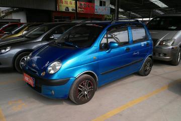 雪佛兰 乐驰 2006款 1.0 手动 舒适型