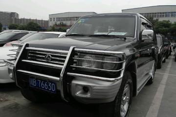 猎豹 黑金刚 2007款 2.4 手动 豪华型后驱