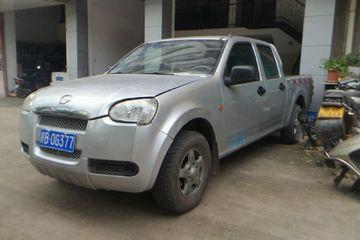 长城 风骏 2011款 2.8T 手动 商务版大双豪华型后驱 柴油