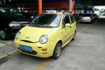 奇瑞 QQ3两厢 2006款 1.1 手动 舒适型