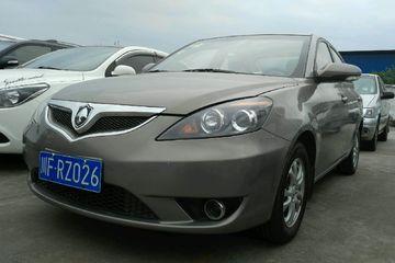 长安 悦翔三厢 2009款 1.5 手动 豪华型