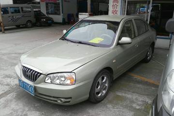 现代 伊兰特三厢 2005款 1.6 自动 豪华型GLS