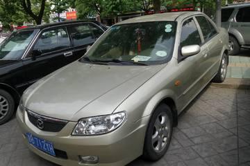 海马 福美来三厢 2003款 1.6 手动 标准型