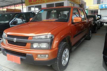 黄海 大柴神 2013款 2.4T 手动 DD1022K豪华型后驱 柴油