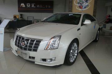 凯迪拉克 CTS Coupe 2012款 3.6 自动