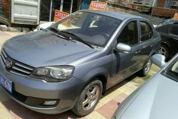 天津一汽 威志V5 2012款 1.5 自动 旗舰型