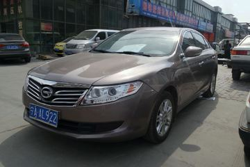 广汽传祺 传祺GA5 2012款 1.8 手动 舒适型