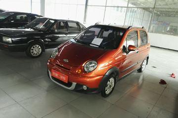 雪佛兰 乐驰 2010款 1.2 手动 优越型