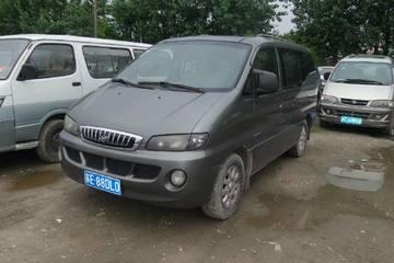 江淮 瑞风 2006款 2.4 自动 豪华型7座