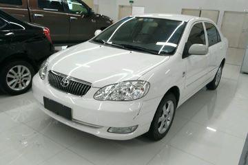 丰田 花冠 2007款 1.6 手动 G