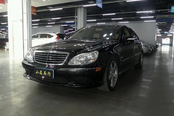 奔驰 AMG-S级 2002款 5.4T 自动 S55