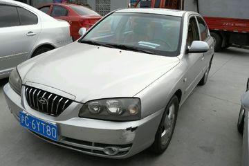 现代 伊兰特三厢 2005款 1.8 自动 豪华型GLS