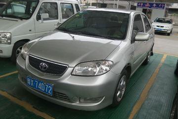 丰田 威驰 2003款 1.5 自动 GLX-i高级音响版