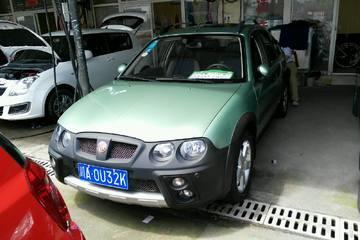 MG MG3 SW 2008款 1.8 自动 舒适型