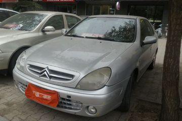 雪铁龙 赛纳 2004款 2.0 手动 标准型