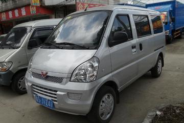 五菱 荣光 2015款 1.2 手动 S基本型5-8座 CNG
