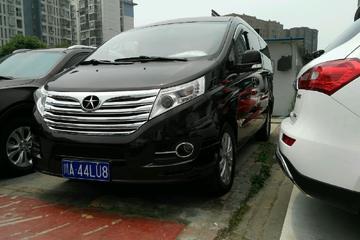 江淮 瑞风M5 2014款 1.9T 手动 公务版7-8座 柴油