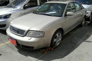 奥迪 A6三厢 2001款 3.0 自动 四驱