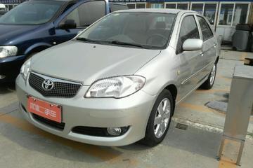 丰田 威驰 2006款 1.3 手动 GL