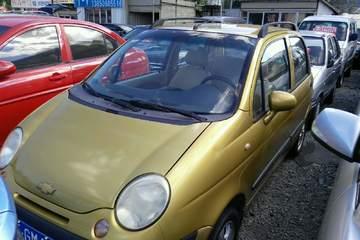 雪佛兰 乐驰 2008款 0.8 自动 舒适型