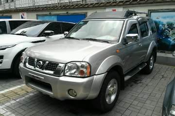 日产 帕拉丁 2004款 2.4 手动 豪华型后驱