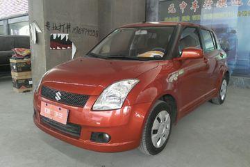 铃木 雨燕 2009款 1.3 手动 超值版