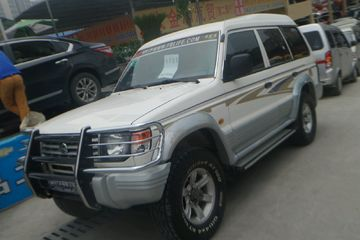 猎豹 猎豹6481 2009款 2.2 手动 后驱
