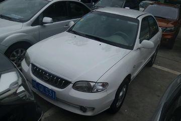 起亚 千里马 2005款 1.3 手动 GL