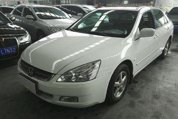 本田 雅阁 2003款 2.4 自动 舒适型