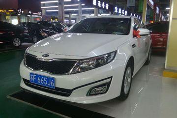 起亚 K5 2015款 2.0 自动 GL