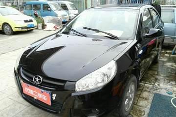 江淮 同悦三厢 2009款 1.3 手动 豪华型