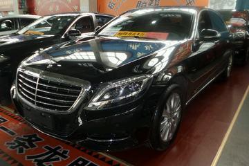 奔驰 S级 2014款 3.0T 自动 S400L尊贵型