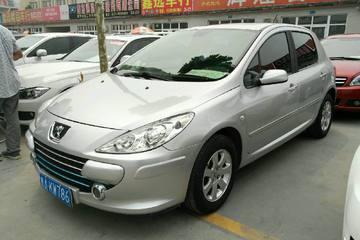 标致 307两厢 2012款 1.6 手动 舒适版