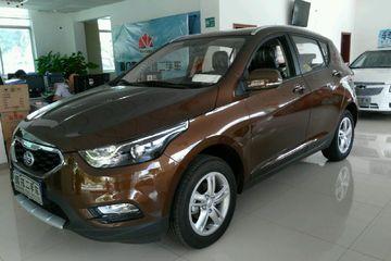 天津一汽 骏派D60 2015款 1.5 手动 标准型