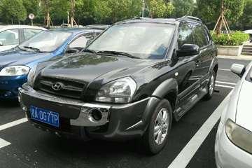 现代 途胜 2008款 2.0 自动 GL舒适型前驱