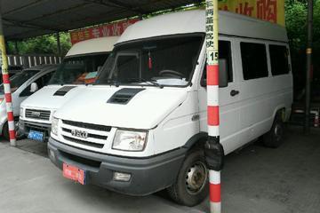 依维柯 都灵V 2009款 2.8T V50基本型 柴油