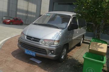 东风 菱智 2012款 1.6 手动 商用基本型7座